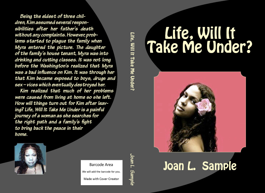 Kindle  version of 'Life, Will It Take Me Under' is now at the reduced price of $2.99 for a limited time only--purchase your copy today@